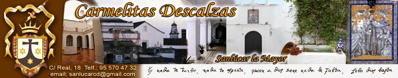 Carmelitas Descalzas de Sanlúcar la Mayor
